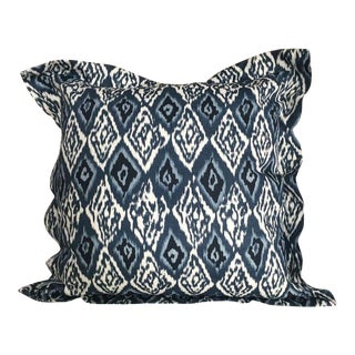 Kim Salmela Diamond Ikat Pillow
