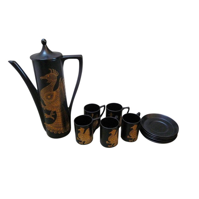 1960's Phoenix Coffee Set - Image 1 of 4