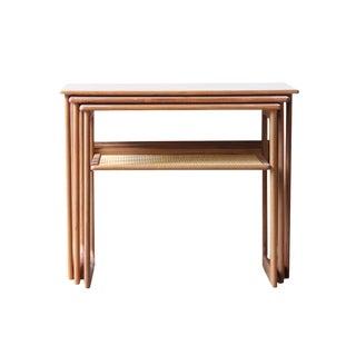 Johannes Andersen Danish Nesting Tables - Set of 3