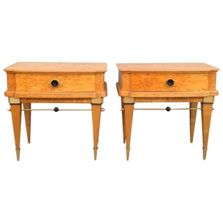 Nice pair of bedside Jansen style