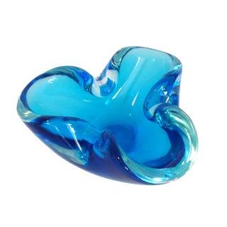Blue Murano Bowl