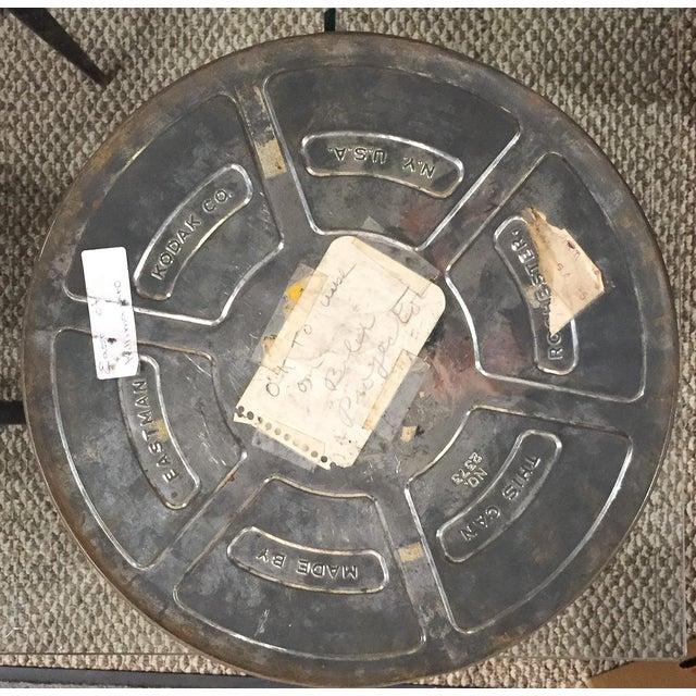 Image of Mid-Century Movie Reel Cases - 12 Pcs