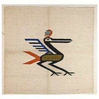 Native American Weavings - A Pair