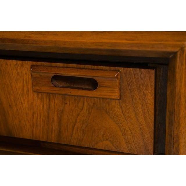 Mid-Century Custom Flip-Top Bar Cabinet - Image 8 of 10