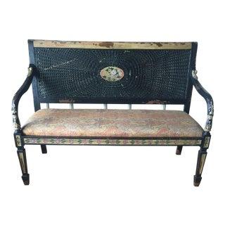 Arhaus Vintage Style Venetian Bench