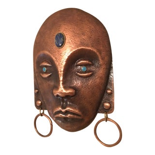 Chilean Copper Wall Mask