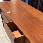 Image of Mid Century 9 Drawer Dresser