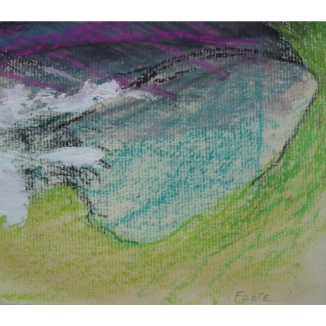 Image of Abstract Drawing by Howard Foote