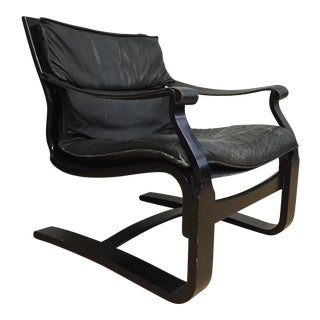 Nelo Leather Lounge Chair