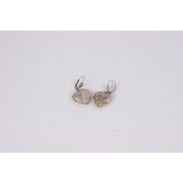 Image of Victorian Locket Earrings