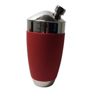 Vintage Sure Grip Stainless Steel Cocktail Shaker