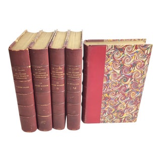 Les Origines De La France Contemporaine - Set of 5