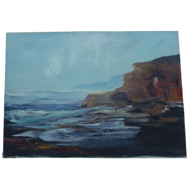 H.L. Musgrave MCM Rockport Painting - Image 1 of 6