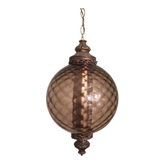 Mid-Century Swag Pendant Lamp