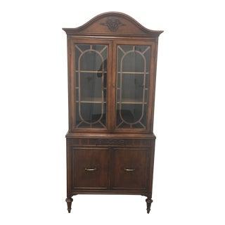 Vintage Hutch Cabinet