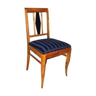 19th C. Swedish Single Side Chair