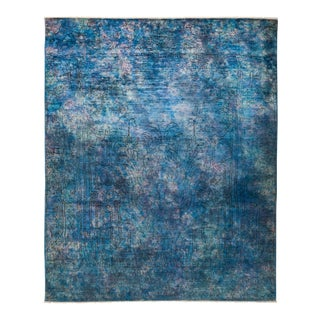 """Vibrance Hand Knotted Area Rug - 8' 0"""" X 9' 7"""""""