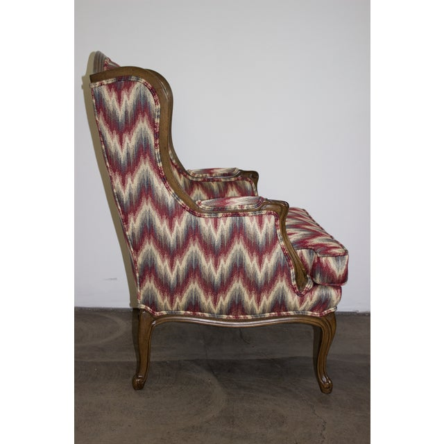 Flame Stitch Bergere - Image 8 of 11