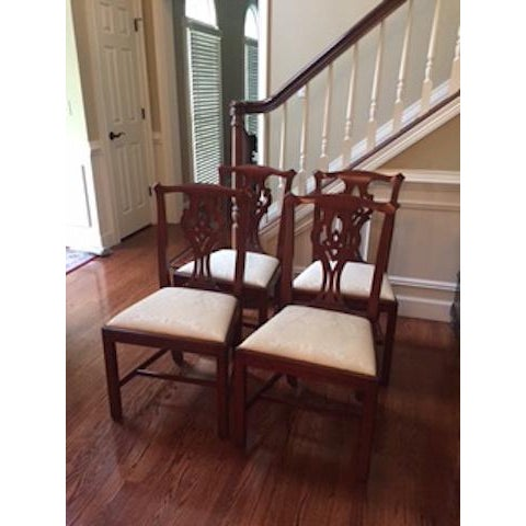 Henkel Harris Side Chairs - Set of 4 - Image 7 of 10