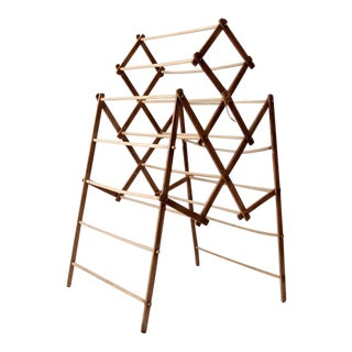 Antique Free Standing Drying Rack