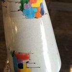 Image of Deruta Italian Pottery Tall Vase
