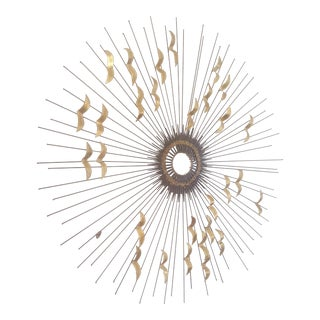 Curtis Jere for Degroot Birds in Flight Wall Sculpture