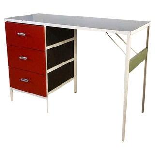 George Nelson 50's Steel Frame Desk Herman Miller