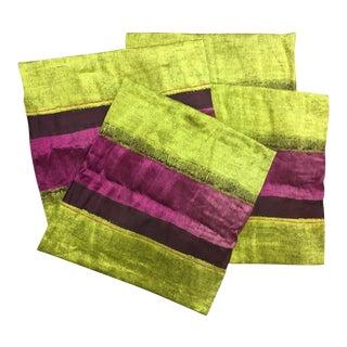 Bergamo Custom Pillow Cases - Set of 4