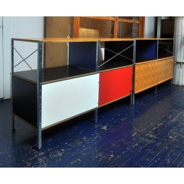 Image of 1949 Eames Storage Unit