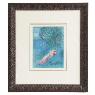 """""""Daphne & Chloe""""  by Marc Chagall"""