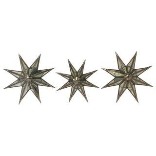 Mirrored Stars - Set of 3