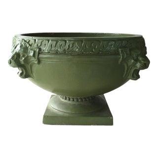 Terracotta Urn From Kansas City