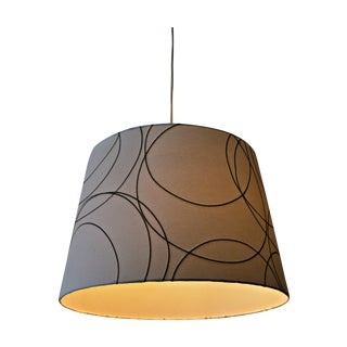 Retro-Style Pendant Lamp
