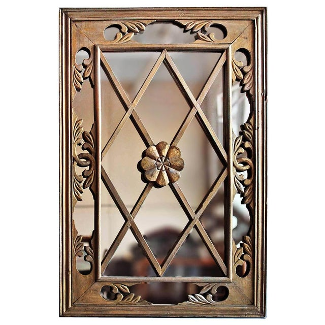 Vintage Mirror - Image 6 of 6