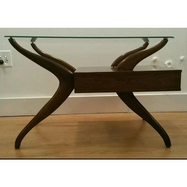 Kagan-Style Biomorphic Side Tables - A Pair - Image 5 of 6