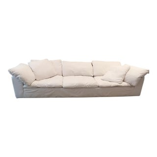 Restoration Hardware Indoor Outdoor Sofa
