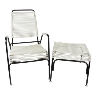 Aimes Aire Lounge Chair & Ottoman Set