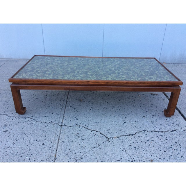 1960's James Mont Style Large Coffee Table - Image 2 of 11
