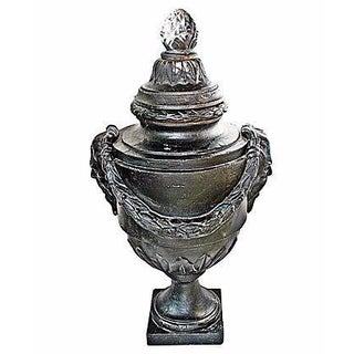 Cast Iron Outdoor Urn