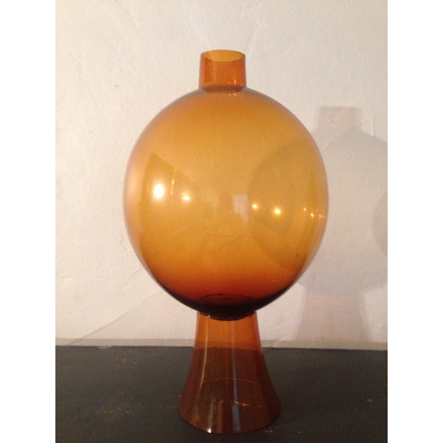 Mid-Century Blown Glass - Image 2 of 3