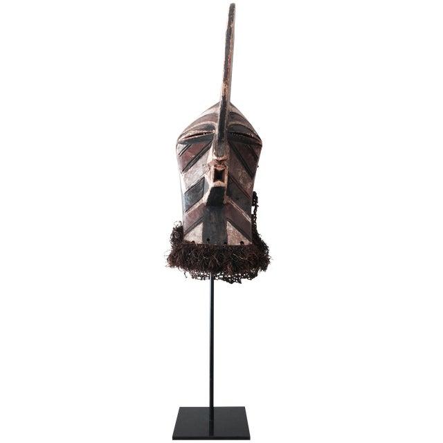 """Image of Songye Kifwebe """"Police"""" Tribal Mask"""
