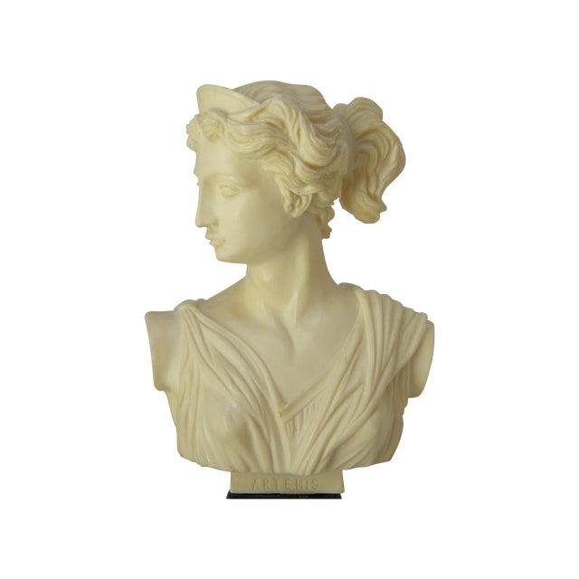 Vintage Classic Greek Goddess Bust - Image 1 of 6