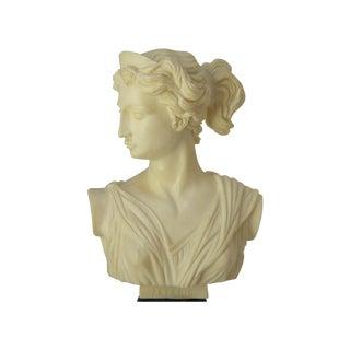 Vintage Classic Greek Goddess Bust