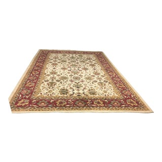 Home Traditions & Textiles Persian Style Wool Rug- 9′4″ × 13′4″