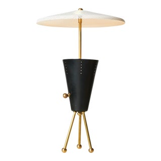 table lamp in the style of matieu mategot