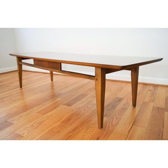 Mid-Century Vintage Lane Coffee Table