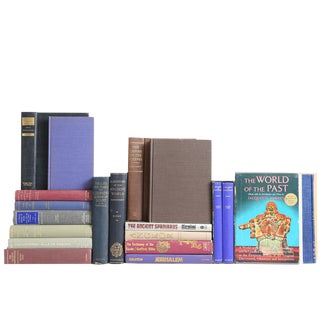 Ancient History Book Selections - Set of 20