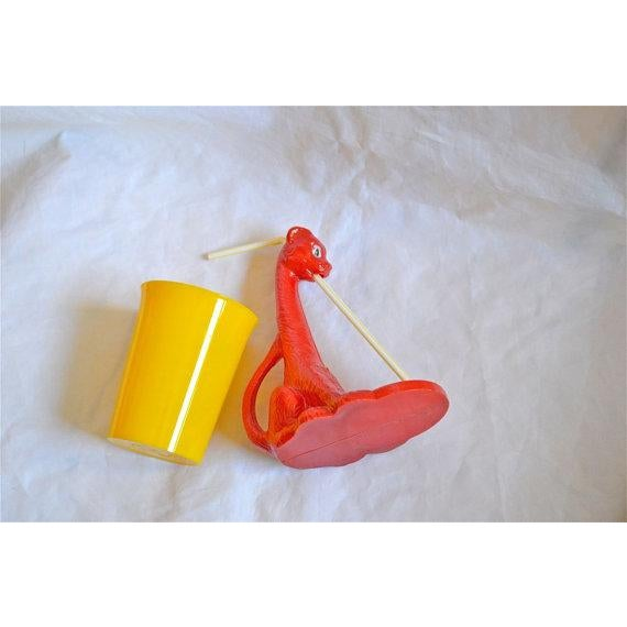 1940s Kit-Sip Drinking Cup, Made in New York - Image 6 of 6