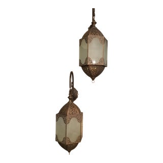 Pair of Moroccan Sconces