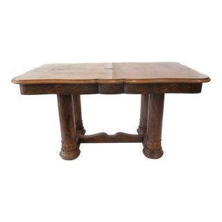 Beidermeier Style Dining Table